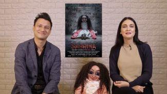 Luna Maya dan Christian Sugiono Cerita Soal Dikubur Hidup-hidup dalam Film Sabrina