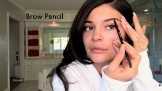 Kylie Jenner Berbagi Tips Makeup Mudah dan Cepat!