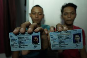 Dua remaja di Jogja ini punya nama unik, RI 1 dan RI 2