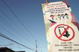 Kampung unik di Jogja, ada satgas pengamanan gadget untuk anak