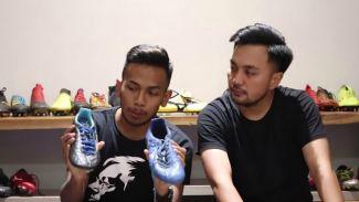 Pecinta bola wajib masuk! review sepatu bola terbaik versi Telefooty