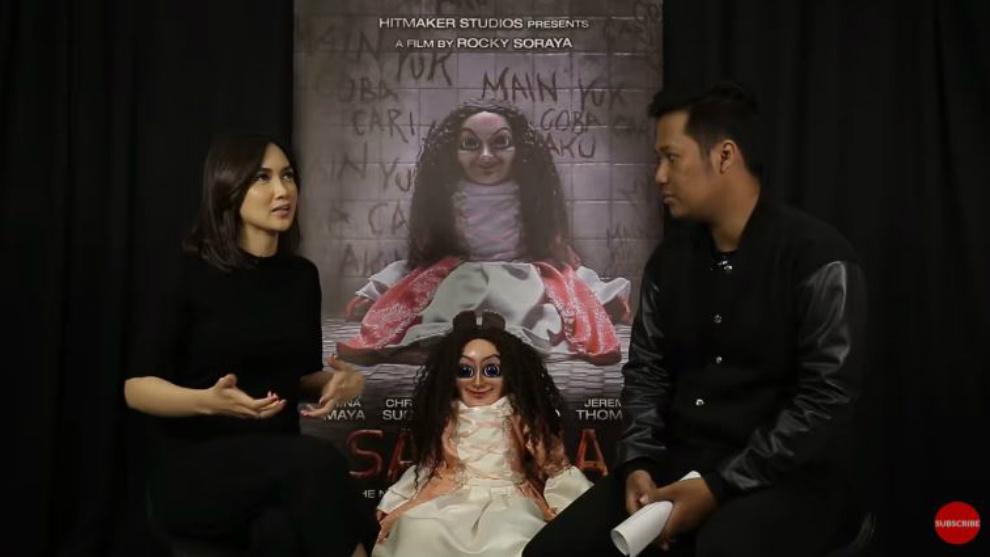 Film 'Sabrina' spinoff 'The Doll 2' siap meneror bioskop Tanah AIr!