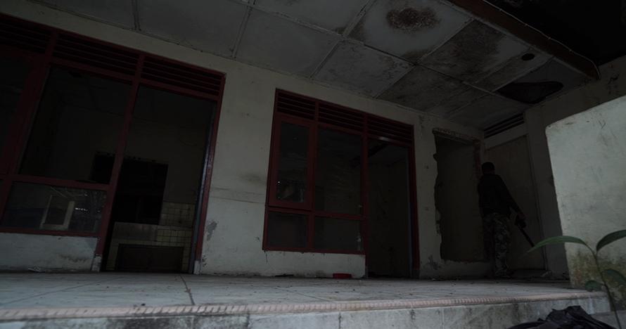 Melihat dari dekat rumah yang disebut Raditya Dika terseram di Jogja