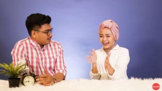 NadhilaQP curhat pernah cari jodoh dari kencan online
