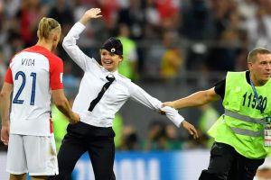 Siapa Pussy Riot, penyusup di final Piala Dunia 2018?