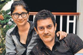 Kisah cinta Aamir Khan & Kiran Rao,  dari cinlok jadi serius