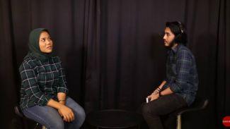 Pasangan viral Azhari Irsalna dan Aditya Prayoga curhat di Tell Secret