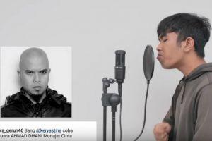 Kery Astina menirukan suara musisi Indonesia! Mirip nggak ya?