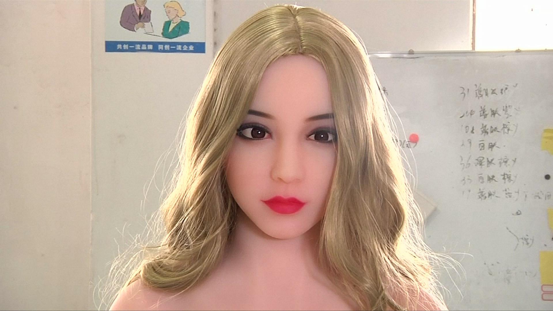 China kembangkan boneka seks 'punya otak'