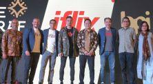 Fokus majukan konten lokal, iflix rilis layanan streaming bebas biaya
