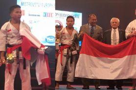 Kisah Fauzan Noor, juara dunia karate yang gigih dan rajin ibadah