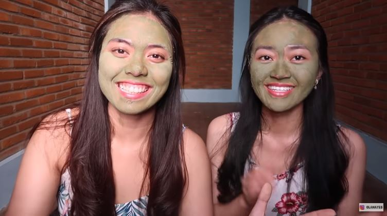 MASKER GREEN TEA DETOX + ACAPELA SINGING   © 2018 famous.id