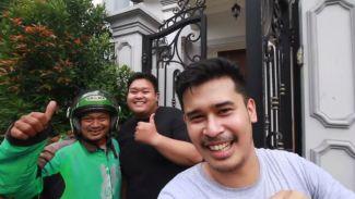 Ano Wirontono nyamar jadi driver ojol pakai motor gede!
