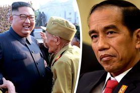 Jelang Asian Games, Presiden Jokowi surati Kim Jong-un