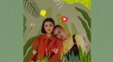 Ben Sihombing dan Cindercella rilis single kolaborasi berjudul '<3'