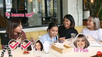 'Sleepover' episode 1: Nina Samsolese dandanin Lulu Anggriani