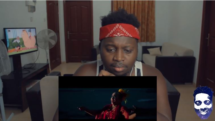 TERSIMPAN DI HATI -Eka Gustiwana (ft.Prince Husein & Sara Fajira) REACTION VIDEO © 2018 famous.id