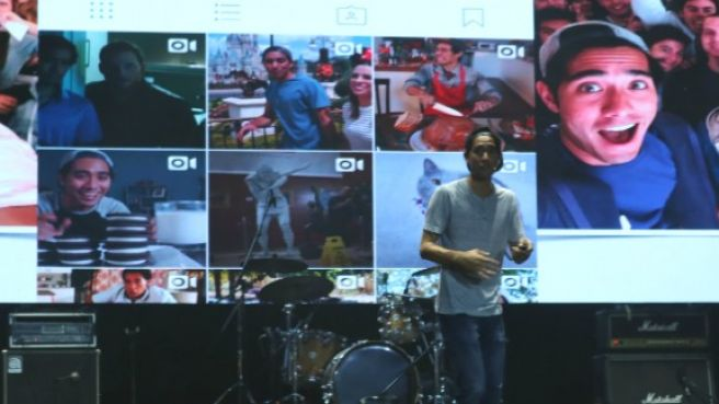 Tampil di On Off Festival, Zach King ajak penonton bikin video bareng!