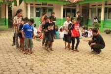 Kampoeng Hompimpa, membiasakan anak-anak bermain tanpa gadget