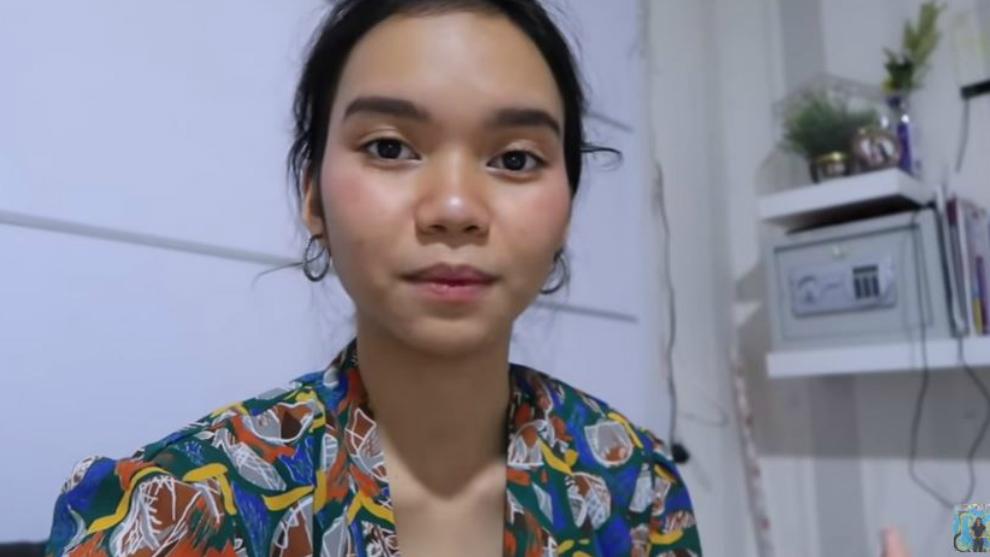 Jadi 'MaBa', Lulu Anggraini bikin vlog 'first week at university'