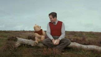 Seru banget! Winnie The Pooh kunjungi Christopher Robin di dunia nyata