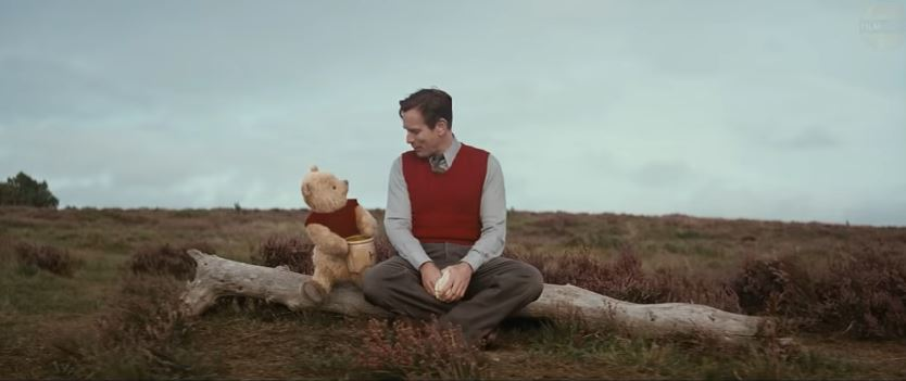 CHRISTOPHER ROBIN Final Extended Trailer (2018)  © 2018 famous.id