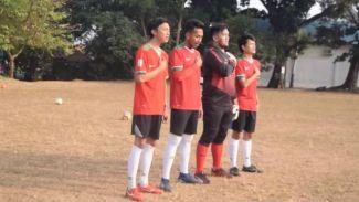 Mirip banget! Telefooty tirukan goal terbaik Timnas Indonesia