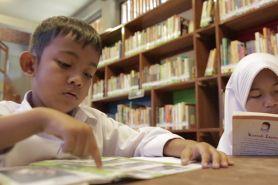Dorong minat baca, gerakan di Pustaka Desa ini inspiratif banget