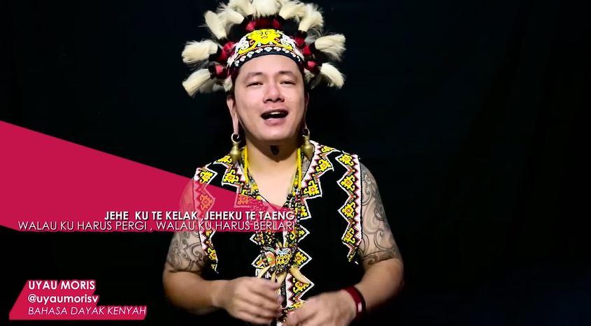 Tersimpan Di Hati - 12 Bahasa Daerah (EPIC LDR COLLABORATION)  © 2018 famous.id