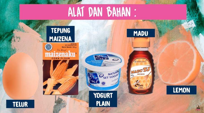 CARA CEPAT MEMUTIHKAN KULIT DALAM 15 MENIT ! - DIY Masker Pemutih  © 2018 famous.id