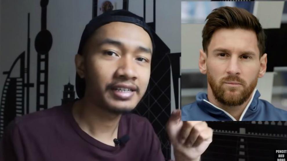 Ngomongin gaya rambut terbaik Leonel Messi bareng Andhika Wipra!