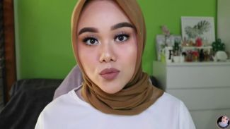 Makeup flawless tanpa foundation ala Fatya Biya!