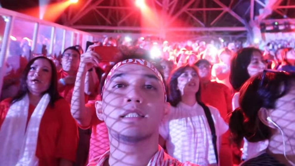 Penuh perjuangan! Vlog Ichsan Akbar nonton penutupan Asian Games 2018