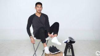 Tips memilih kaos kaki yang tepat sesuai jenis sepatu ala JRyan!
