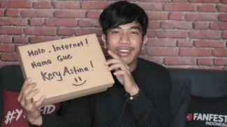 Sweet banget! LDR-an, Kery Astina diberi kejutan manis dari pacar