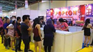 Bersiap! Festival pop culture POPCON Asia 2018 hadir lagi di Indonesia