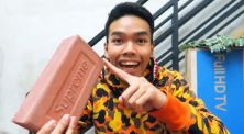 No clickbait! Yoshiolo review batu bata 'Supreme' seharga 7 juta