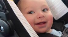 Puspa Hoose ajak baby George ke Kebun Binatang untuk pertama kali