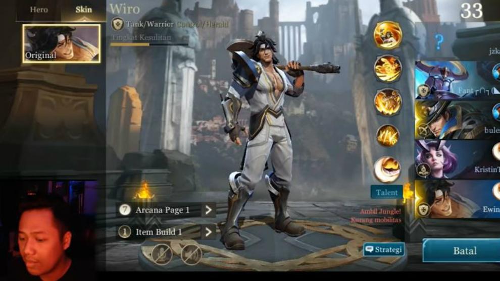 Intip kehebatan Wiro Sableng dalam game bareng EwingHD!