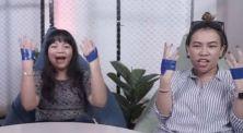 Seru-seruan lakuin 'No Thumbs Challenge'  bareng Amel Carla!