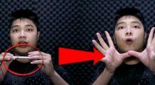 Langsung coba! Bongkar trik sulap menghilangkan rokok dari Mayoclassic