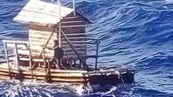 Kisah Aldi 'Life of Pi' bertahan hidup diatas laut 49 selama hari!