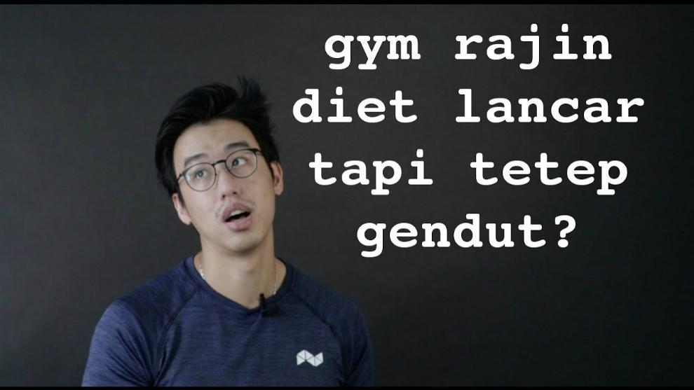 Sudah diet dan olahraga tapi perut tetap gendut? Ini jawabannya!
