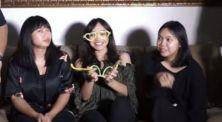 Ulang tahun, Fathia Izzati diberi kejutan 'glow in the dark'