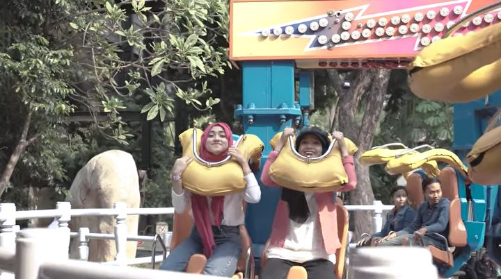DUFAN WITH MY FOLLOWERS ❤ #VLOG I  © 2018 famous.id