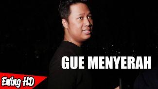 Uji nyali di Semarang, Ewing HD ketakutan melihat sosok ini