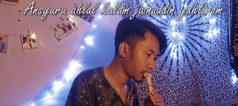 DEEN ASSALAM Suling Cover - SABYAN  © 2018 famous.id