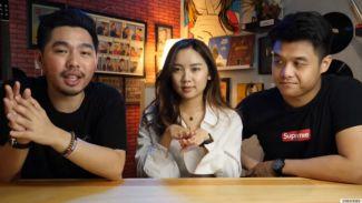 Crack An Egg jawab pertanyaan netizen isu gempa Jakarta