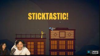 Bukannya terhibur, Luthfi Halimawan dibuat kesal main 'Stickman War'