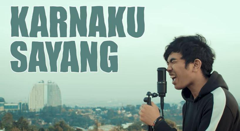 Karna Su Sayang Versi Bahasa Indonesia © 2018 famous.id